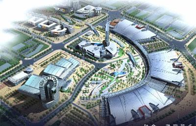 西安阎良国家航空高技术产业基地未来蓝图-西安阎良国家航空高技术