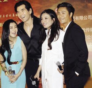 破三亿票房   2012年07月02日,由赵薇,周迅,陈坤,费翔等主演的《画皮2