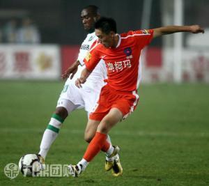 青岛中能足球俱乐部
