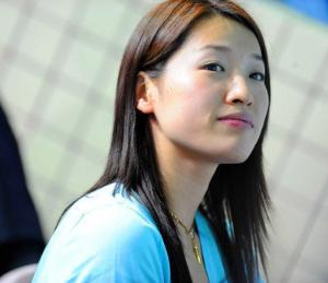 中国女子游泳队