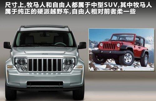 jeepsuv车型_全部版本 最新版本   中型suv方面jeep拥有同级别车型当中独一无二的