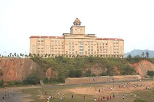 梧州学院图书馆图片