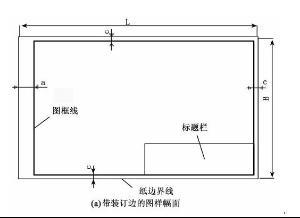 A0-4标题外框以及图纸栏图纸终端盒图片