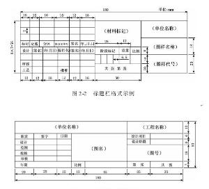 明细栏图纸_机械v图纸明细栏国家标准开智no82008.ky标准图片