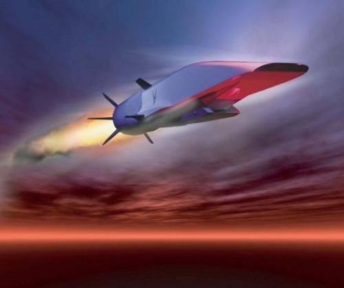 高超音速飞行器