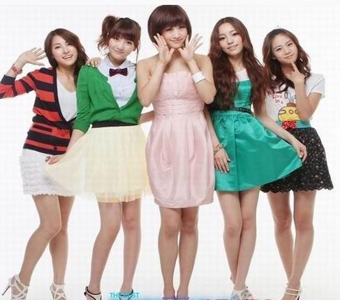 韩国女生女子组合(一):三大吵架a女生联系后图片