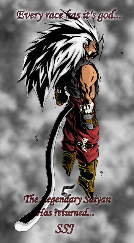 赛亚人的终极进化形态 也就是超级赛亚人第十带 拥有着最强大的力量