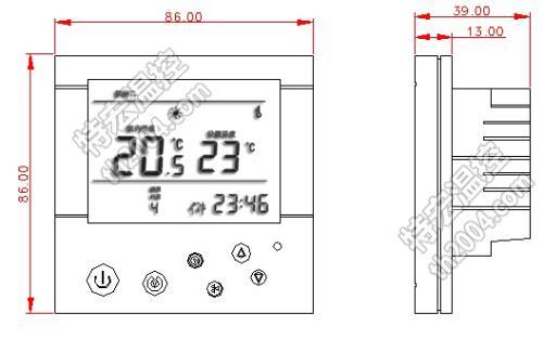 温控器的接线方法
