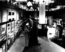 第一代计算机降生图片