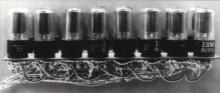 第一代计算机的核心部件图片