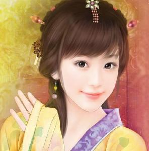 中国十大美女动漫图片中国十大美女