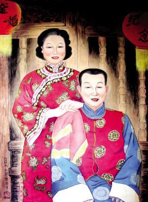 多年来主要从事美术教学和中国画创作研究工作.图片