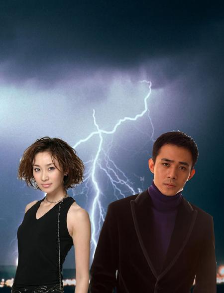 演贾一平,董晓燕