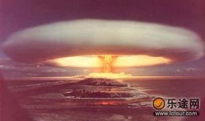 通古斯大爆炸(模拟图)图片