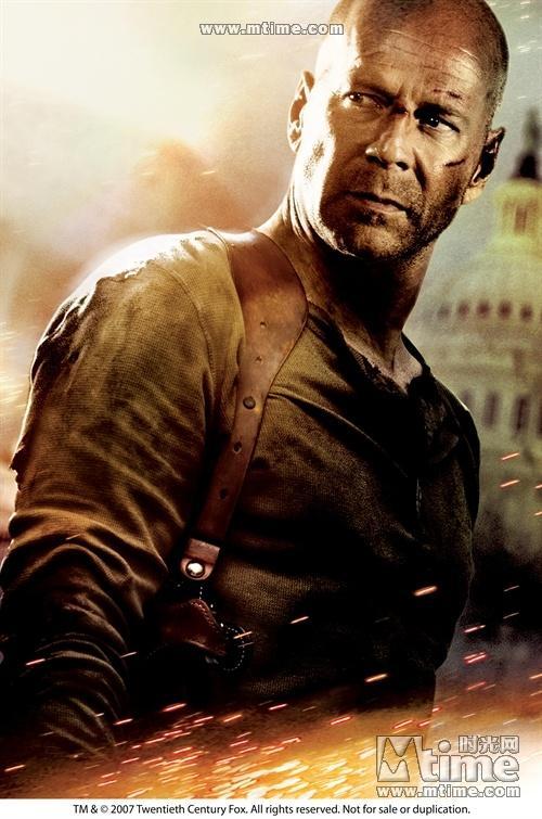 《虎胆龙威4》海报虎胆龙威4(Die Hard 4.0,官方名称Live ...