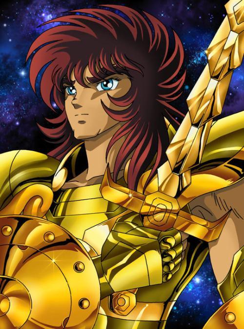 天秤座黄金圣斗士