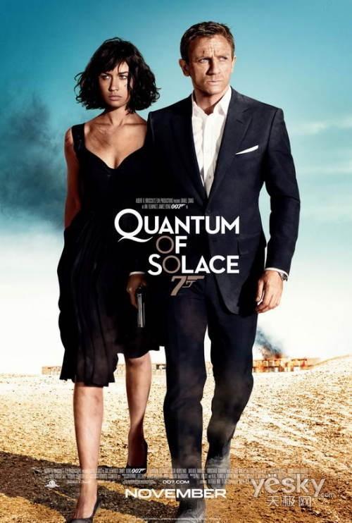 007系列海報