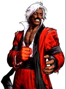 卢卡尔 伯恩斯坦 格斗游戏 拳皇 系列招牌BOSS角色