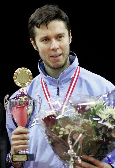 05年欧锦赛夺冠时的萨姆索诺夫
