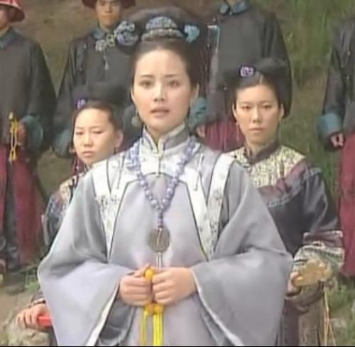 康熙王朝中苏麻喇姑剧照