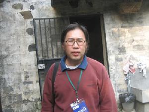 西川 中国当代诗人图片