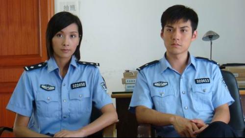 香港女警察-大案组崔伟业扮演者