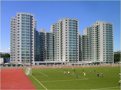 清华东路大学生公寓图片