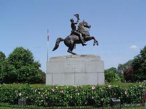mj胜景-迈克尔杰克逊雕像-安德鲁 杰克逊