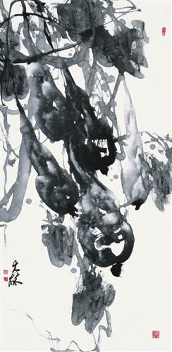 张大林作品《葫芦图》图片