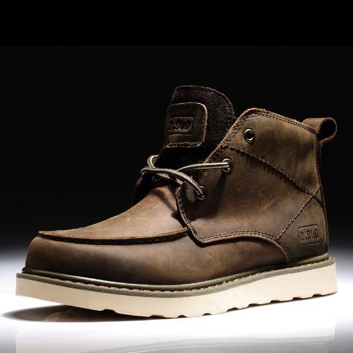 走索马丁靴