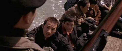 《实尾岛》剧照   《实尾岛》耗资百亿韩元,拍摄范围包括实...