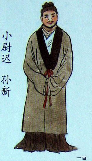 孙新(小说《水浒传》中人物)