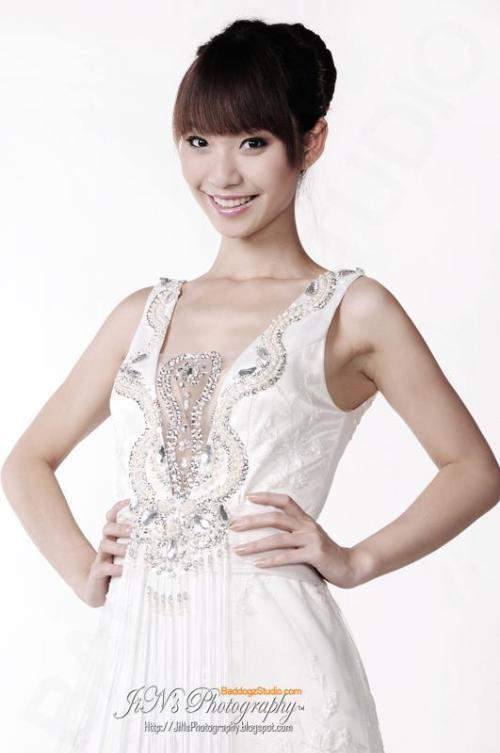 2011东南亚中华小姐环球大赛 最佳气质小姐