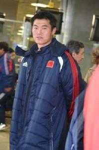 宿茂臻  2006年11月,为准备2008年,国奥队征调宿茂臻担任...