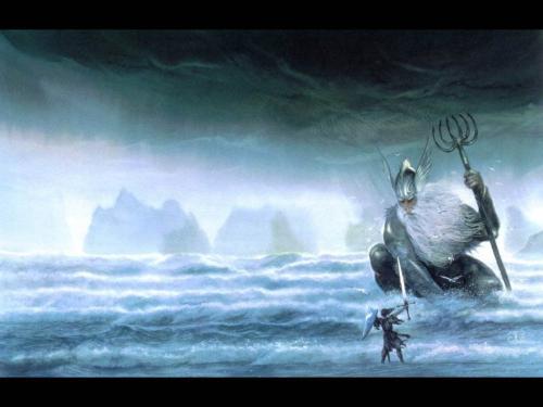 北欧神话图图片