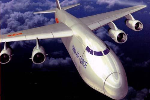 领导高性能远景飞机的概念研究