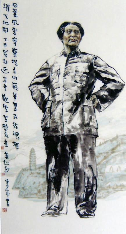 袁鹏飞主题性创宝塔之光