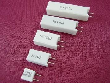 功率电阻_水泥电阻