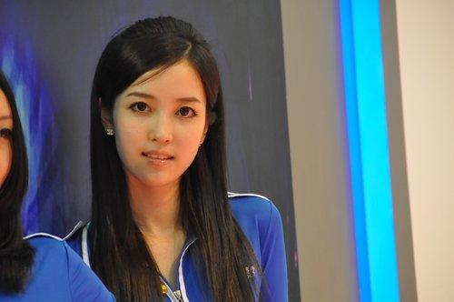 淘宝杭州模特吕瑶