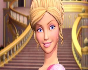 芭比视频三剑客公主陆佳璐图片