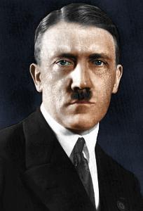 德国姓氏_阿道夫·希特勒(纳粹德国元首兼第二次世界大战的发动者