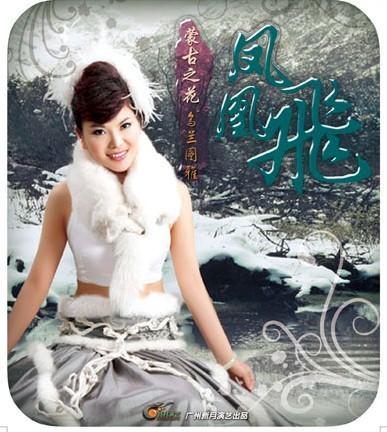 《凤凰飞》专辑封面