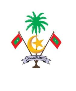 马尔代夫共和国国旗_