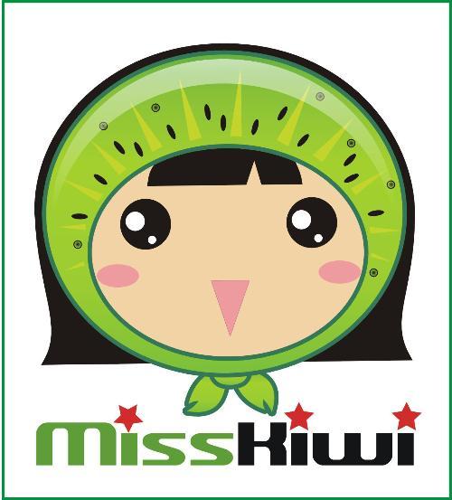 miss kiwi品牌logo