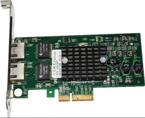 飞迈瑞克10002PT光纤网卡-PCI E总线网卡 搜狗百科高清图片
