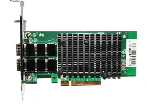 飞迈瑞克万兆光纤网卡-PCI E总线网卡 搜狗百科高清图片