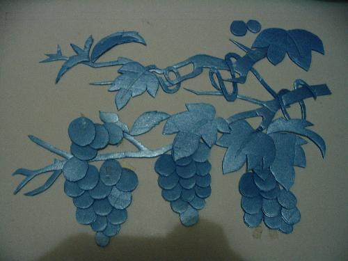吹塑纸制作的工艺品