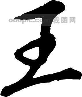 关于王姓氏的图片