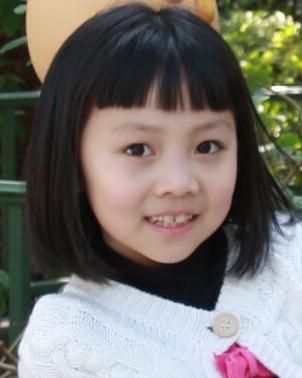 林妙可12岁生活照