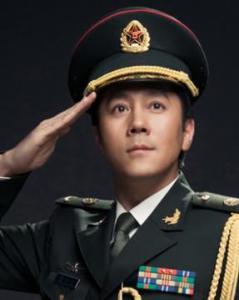 蔡国庆 总政歌舞团歌手 演员 主持人